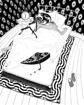 Kafka-bug-bed-